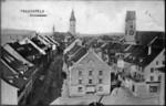 Frauenfeld-Altstadt vom Schlossturm um 1905