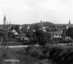 Frauenfeld Altstadt von Norden