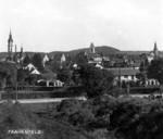 Frauenfeld Altstadt von Norden Ausschnitt