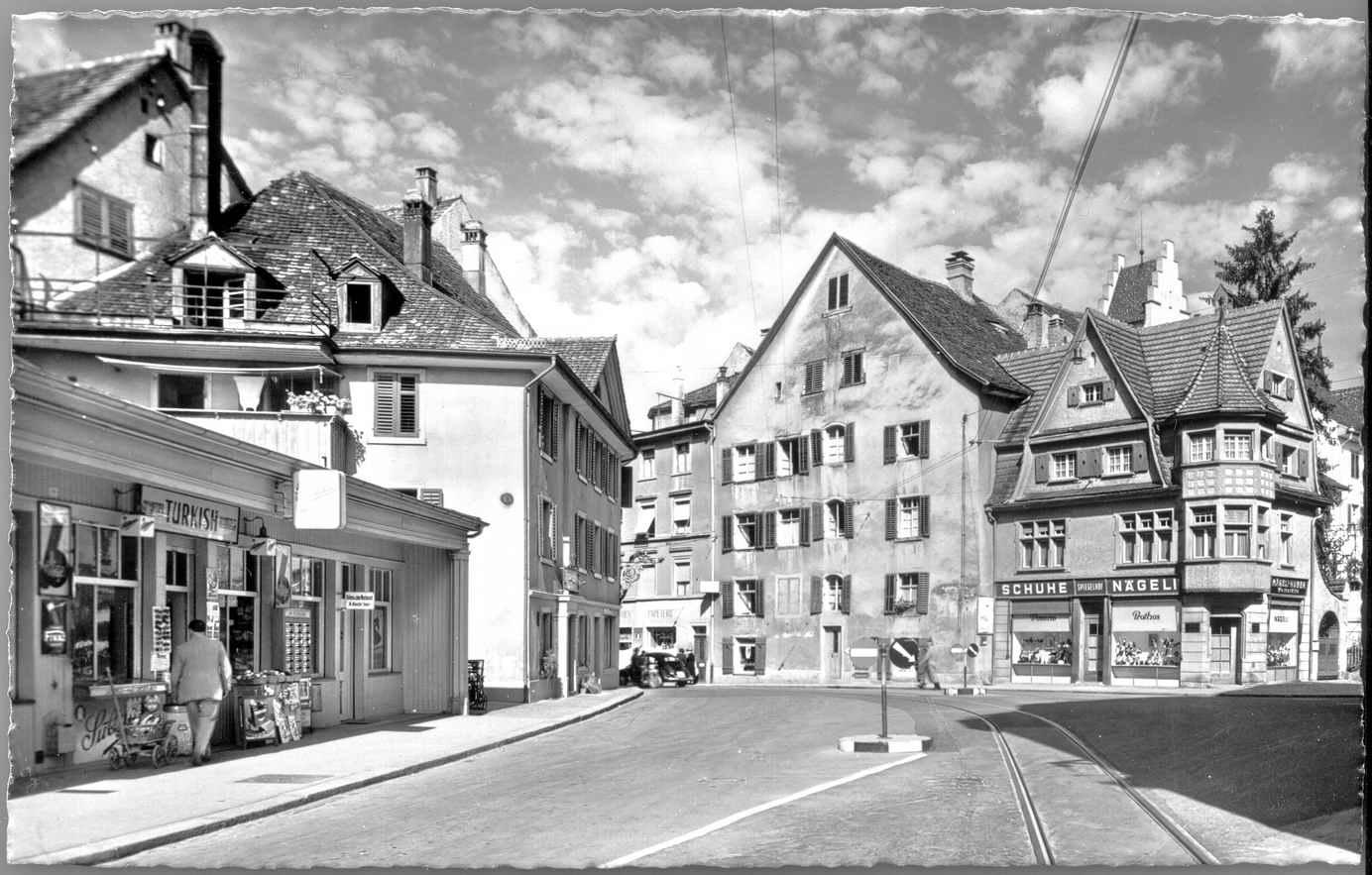 Frauenfeld Bärenplatz