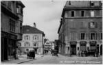 Frauenfeld Bärenplatz Engelvorstadt