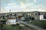 Frauenfeld Bahnübergang Kurzenerchingerstrasse um 1900