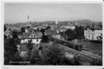 Frauenfeld Bahnübergang Kurzenerchingerstrasse um 1930