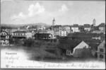 Frauenfeld Bahnhof Altstadt um 1900
