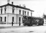 Frauenfeld Bahnhof mit Wilerbahn 1921