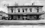 Frauenfeld Bahnhof um 1905 02