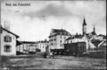 Frauenfeld Bahnhofplatz 1907