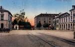 Frauenfeld Bahnhofplatz vor 1921