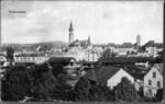 Frauenfeld Bahnhofquartier Altstadt um 1925