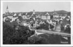 Frauenfeld Brücke Bahnhofstrasse vor 1928