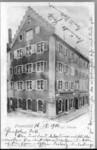 Frauenfeld Cafe Schwert um 1900
