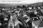 Frauenfeld Erchingervorstadt Langdorf vom Kirchturm