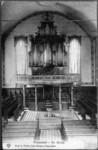Frauenfeld Evangelische Kirche Orgel um 1915