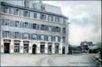 Frauenfeld Felsenburg um 1920