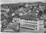 Frauenfeld Felsenburg und Quartier dahinter