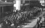 Frauenfeld Festumzug KTV Concordia beim Bären 1919