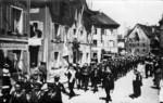 Frauenfeld Festumzug St-Galler-Strasse