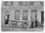 Frauenfeld Firma Schumacher Thundorferstrasse 50 um 1900