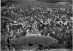 Frauenfeld Flugaufnahme Kantonsschule