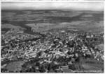 Frauenfeld Flugaufnahme Stadtgebiet Grosse Allmend