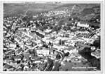 Frauenfeld Flugaufnahme um 1935