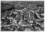 Frauenfeld Flugaufnahme um 1945