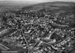 Frauenfeld Flugaufnahme um 1950 05