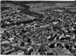 Frauenfeld Flugaufnahme um 1955