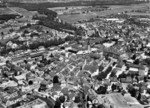 Frauenfeld Flugaufnahme um 1955 02