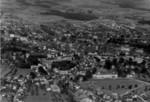 Frauenfeld Flugaufnahme um 1960