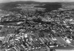 Frauenfeld Flugaufnahme um 1960 04