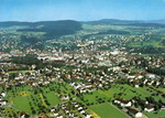 Frauenfeld Flugaufnahme um 1970 03