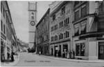Frauenfeld Freiestrasse um 1905