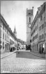 Frauenfeld Freiestrasse um 1920