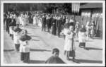 Frauenfeld Fronleichnamsprozession um 1920