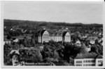 Frauenfeld Kantonsschule Flugaufnahme um 1925