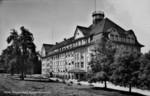 Frauenfeld Kantonsschule Rückseite um 1950 04