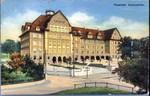 Frauenfeld Kantonsschule um 1915 02