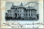 Frauenfeld altes Spital um 1895
