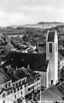Frauenfeld evang Kirche um 1930