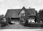 Gerlikon Haus Huggenberger um 1945