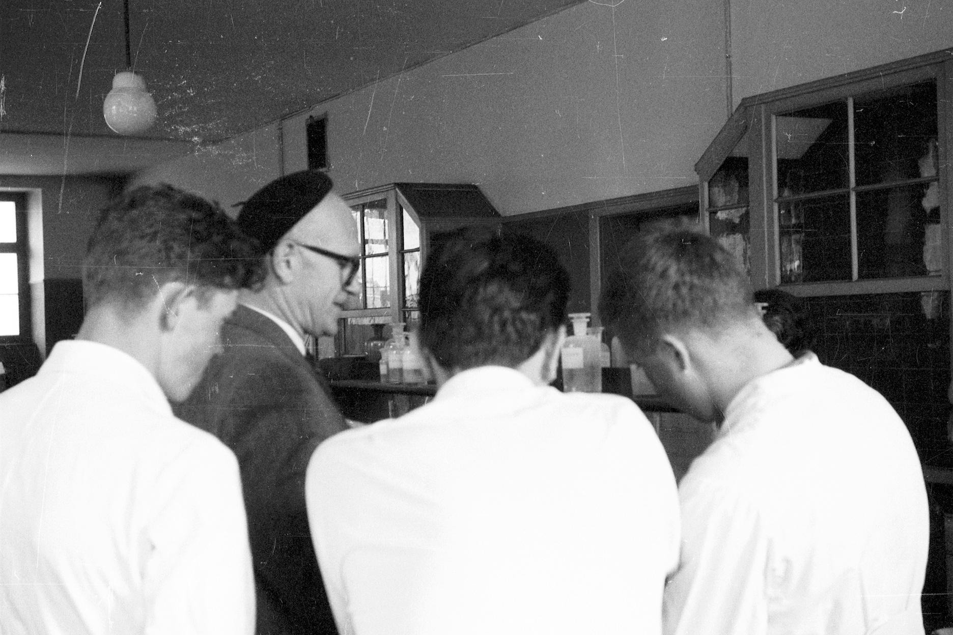 Chemielabor Müller Alphons 1960 01
