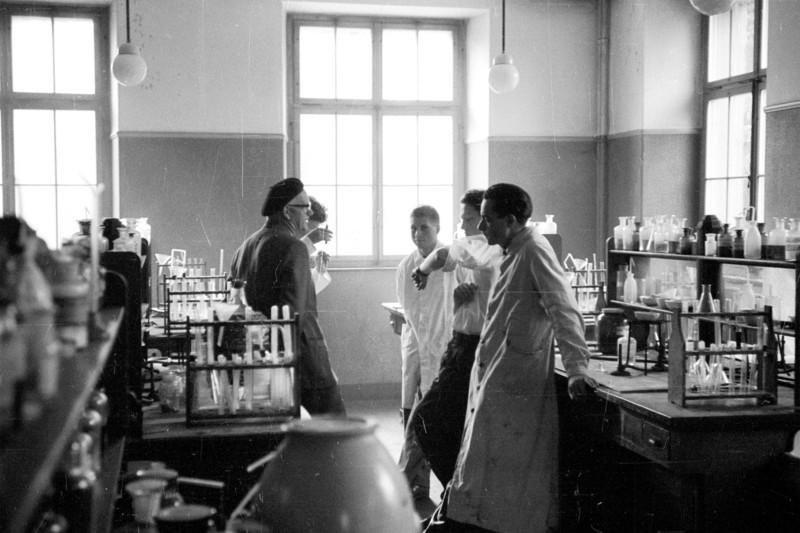Chemielabor Müller Alphons 1960 03