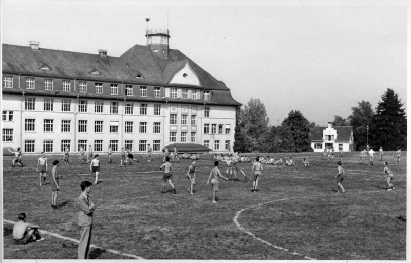 Kadettenfest Ballspiele Jahr unbekannt