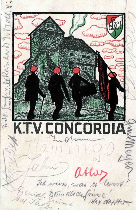 Karte Concordia 1919 02
