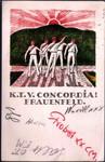 Karte Concordia Jahr unbekannt