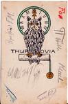 Karte Thurgovia Jahr unbekannt