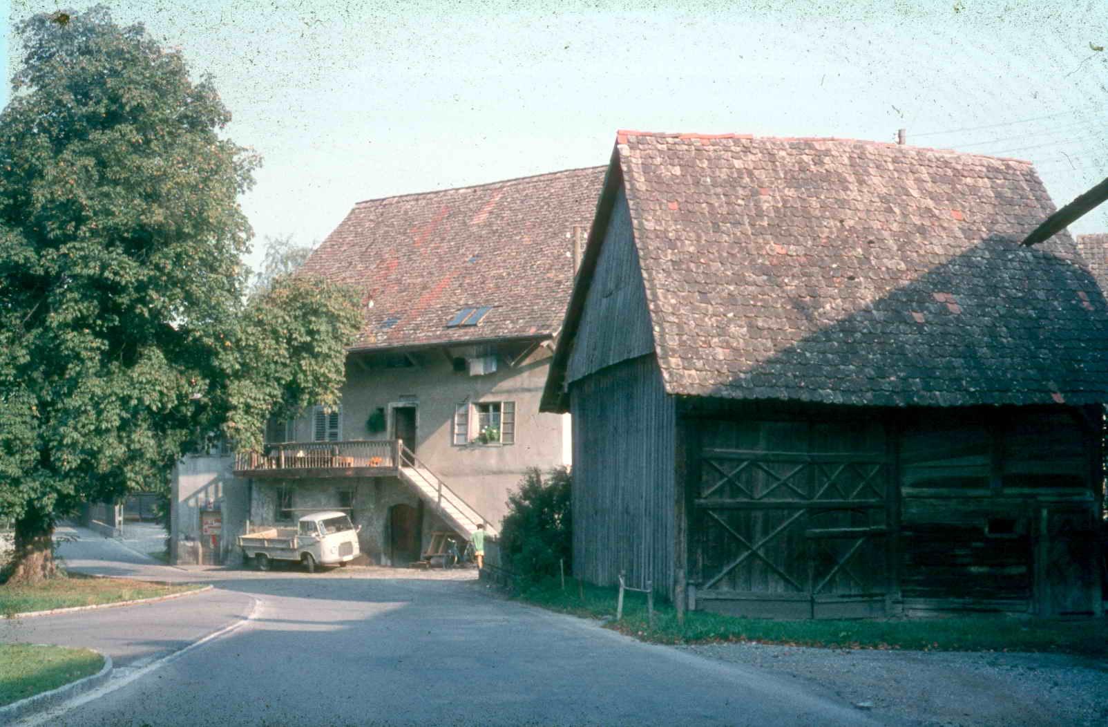 71 17 ehem Mühle und Scheune