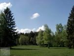 Parklandschaft beim Hudelmoos