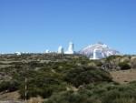 Teide-Observatorium, Tenerife, 11.3.08
